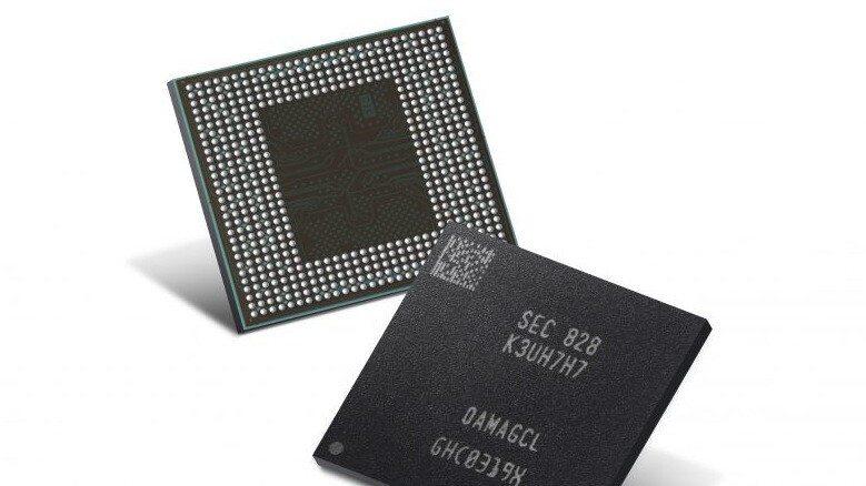 Samsung outs slimmer, frugal 8GB RAM chips for upcoming flagships
