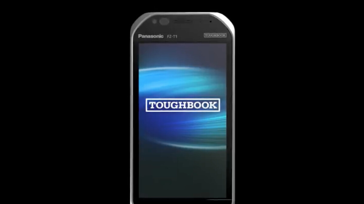 Panasonic Toughbook T1