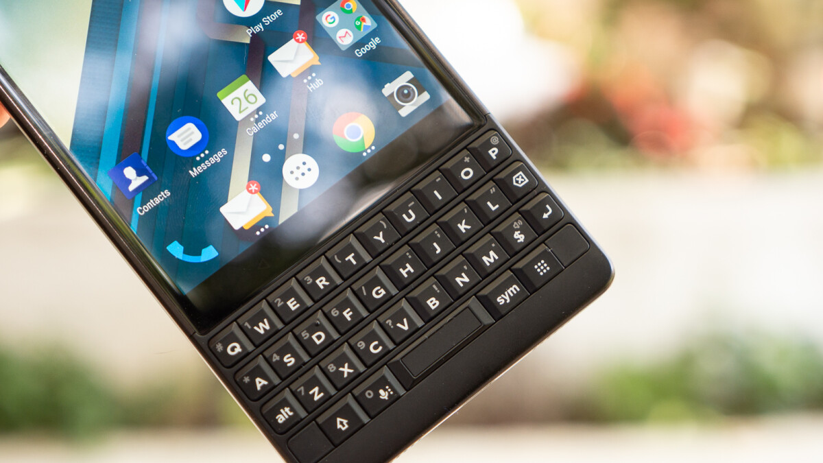 Upcoming BlackBerry KEY2 Lite may actually be called the BlackBerry KEY2 LE