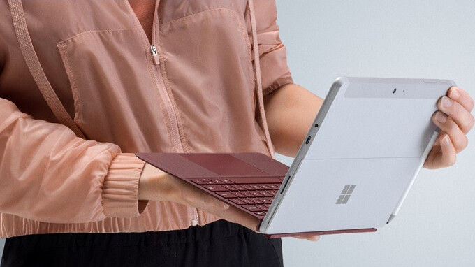 Surface Go demo units have landed at your local Microsoft Store