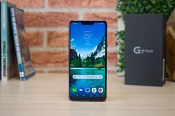 LG G7 ThinQ picks up major update at Verizon, gets Google AR Stickers