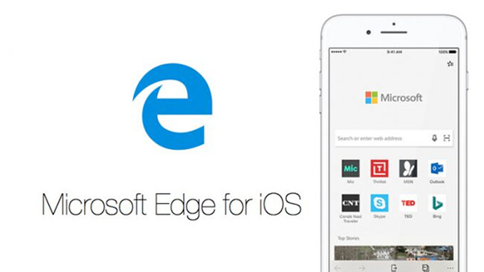 Microsoft startet die intelligente visuelle Suche auf Edge für iPhone und iPad
