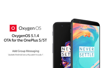 OnePlus 5 and 5T update adds sleep standby optimization to improve battery
