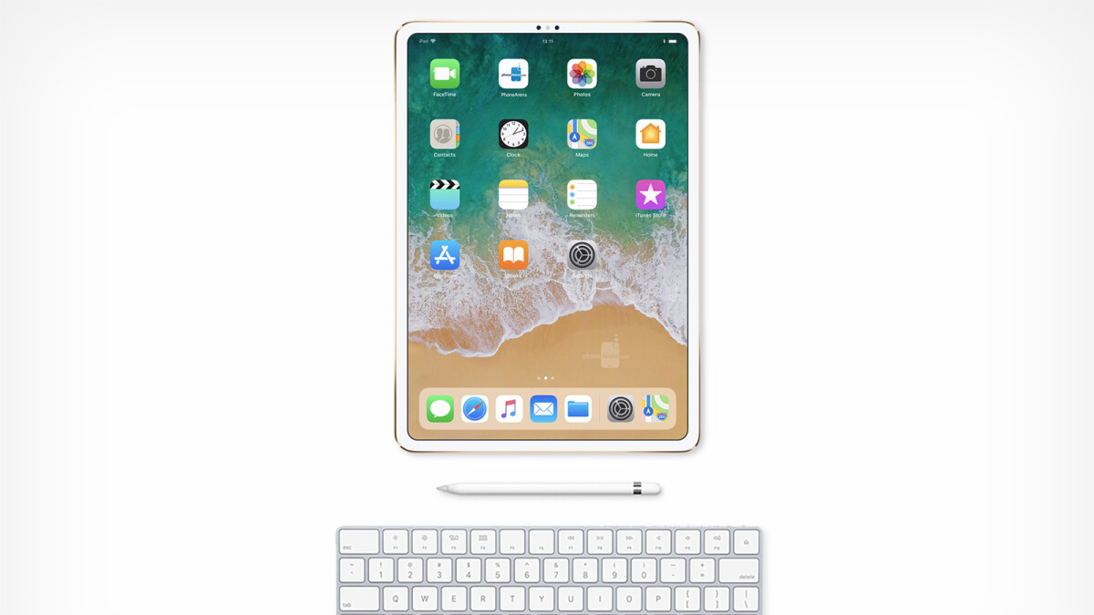 Upcoming iPad Pros may change the way you use your tablet with a keyboard