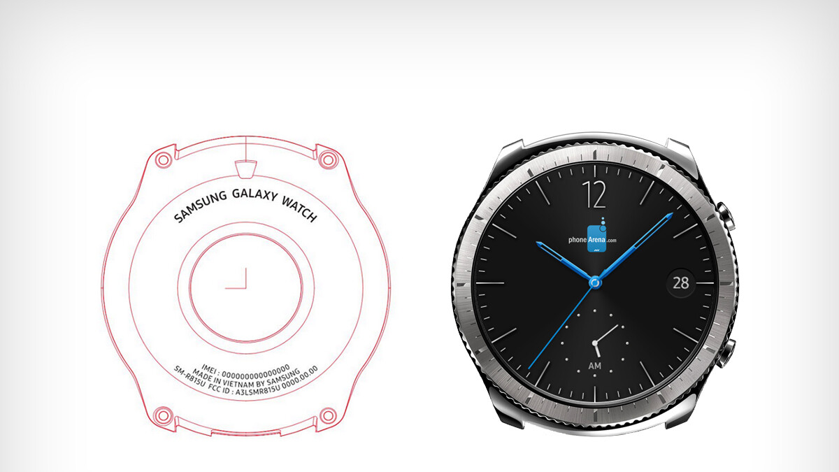 Samsung's new Galaxy Watch gets closer to release with radio certification