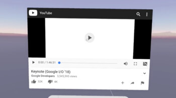 Google Chrome now available on Daydream VR