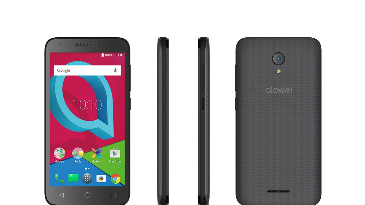 Sales of an Alcatel phone stopped in Canada after it failed radiation emission test