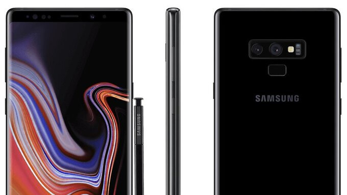 New information on the Samsung Galaxy Note 9: icons, menus, Bixby, more