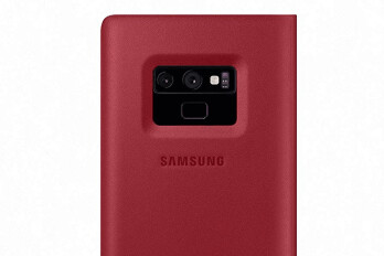 All official Samsung Galaxy Note 9 cases have just leaked online