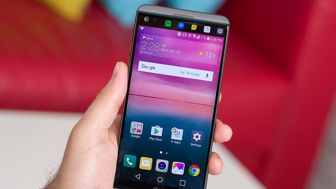Sprint begins sending out Android 8.0 Oreo update to the LG V20