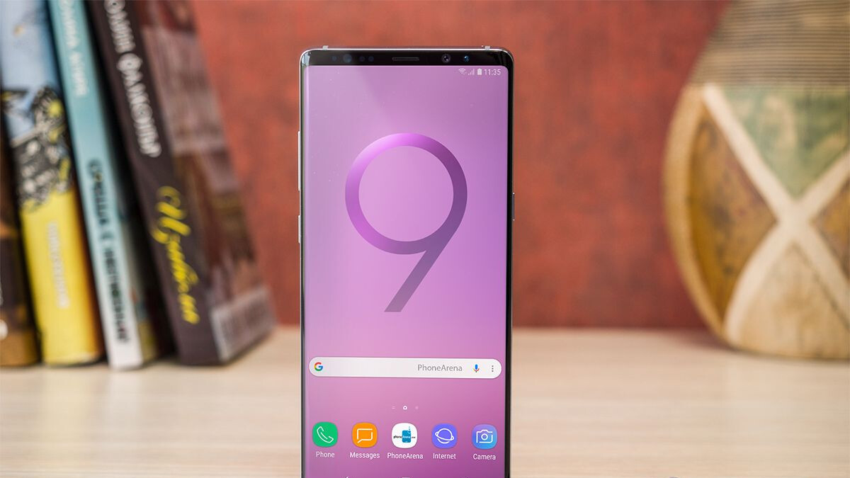 But Weve Actually Been Missing A Key Piece Of This Extensive Puzzle As The Galaxy Note 9 Never Showed Up On Video To Offer Complete View Front And Back