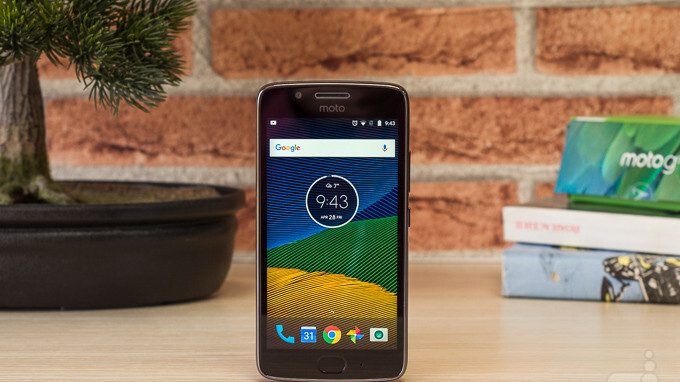 Motorola starts testing Moto G5 Android 8.1 Oreo update
