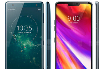 What would you rather buy: Sony Xperia XZ2 or LG G7 ThinQ?