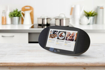 JBL Link View smart display with Google Assistant finally goes up for pre-order