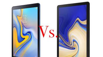 Galaxy Tab S4 vs Tab A 10.5: Which should you buy?