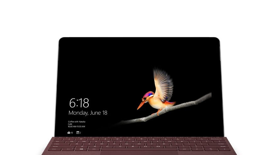 Microsoft Surface Go tablet officially starts shipping worldwide