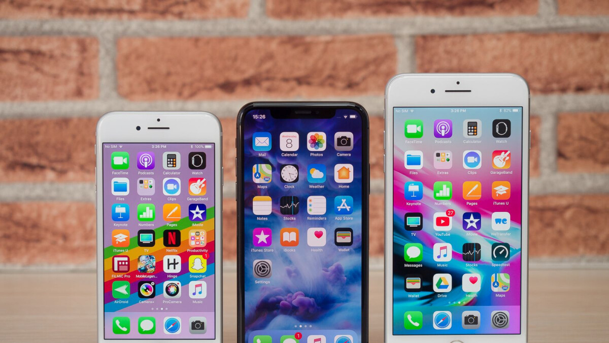 September 12 emerges as likely announcement date for 2018 iPhones