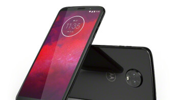 Say hello to the Moto Z3: 5G-upgradable Verizon exclusive complete with last year's Snapdragon 835