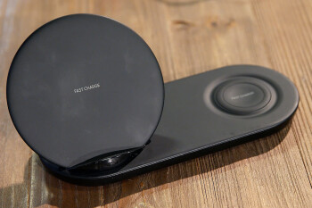 Amazon showcases Samsung's Wireless Charger Duo before official announcement