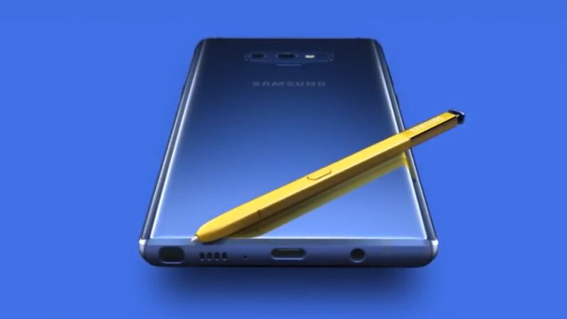 The mother of all leaks: Samsung spills the Galaxy Note 9 beans on YouTube