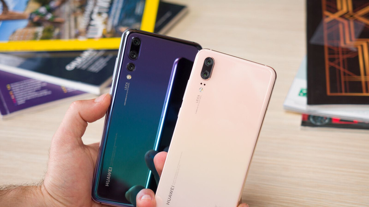 Huawei could become world's number one smartphone vendor next year