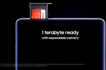 Note 9 will be a terabyte phone, 512GB version won't be exclusive to Korea