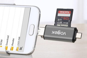 Best SD card reader for your Android phone