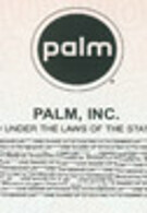 Bloomberg reports that Palm has put itself up for sale