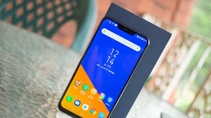 Asus ZenFone 5Z first major update brings important camera improvements, RAW support