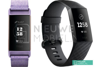Fitbit Charge 3 leaked in press images ahead of IFA 2018 announcement