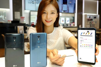 LG Q8 (2018) has nothing in common with original Q8, everything with Q Stylo 4