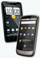 Should I choose the HTC EVO 4G or the Google Nexus One?