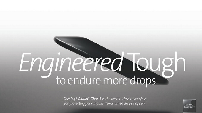 Corning: Oppo will be first smartphone manufacturer to employ Gorilla Glass 6