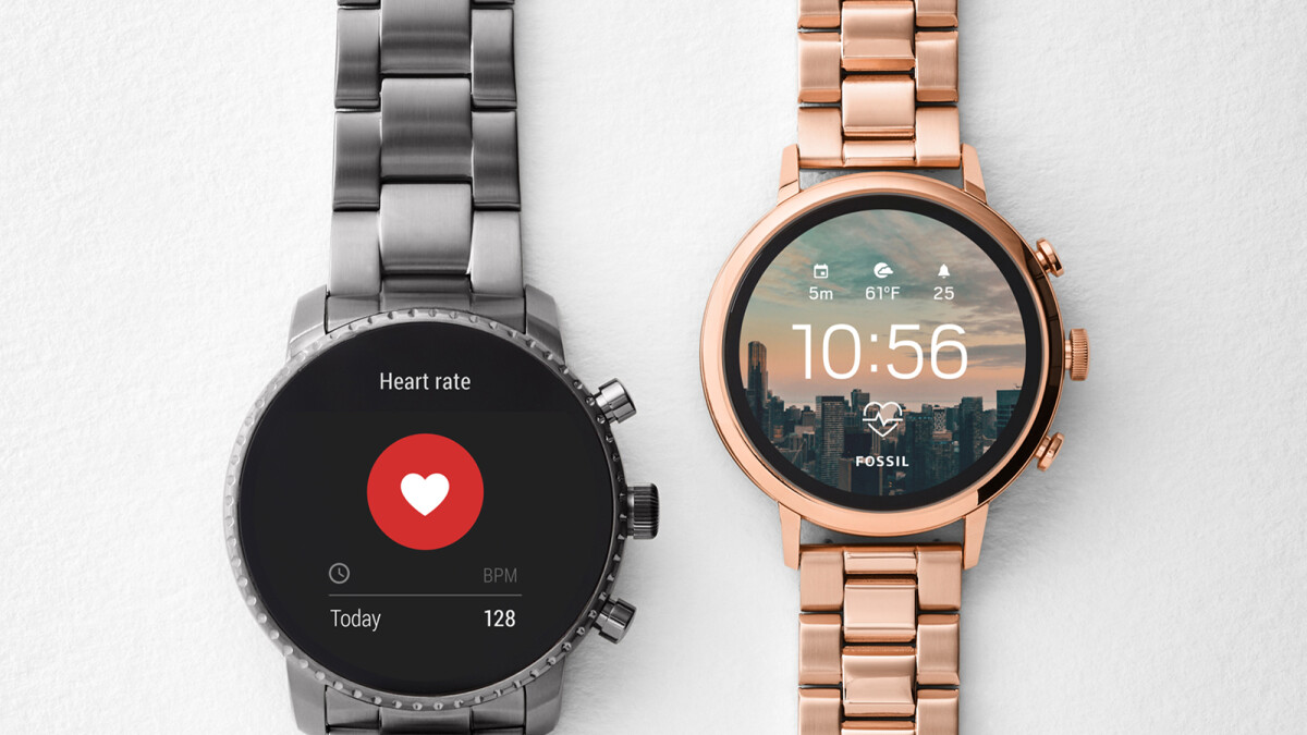 Fossil unveils new Q Gen 4 smartwatches powered by Wear OS and Snapdragon 2100