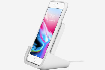 Logitech Powered lets you use your iPhone X, 8, or 8 Plus while wirelessly charging