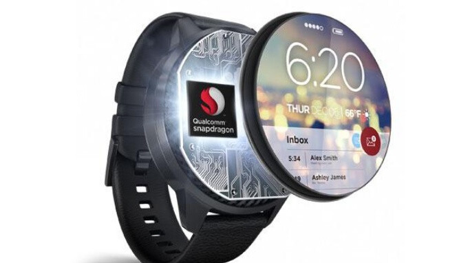 It's almost 'time' for Qualcomm's big Apple Watch-contending Snapdragon Wear upgrade