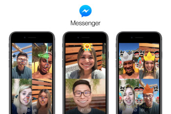 Facebook launches social AR games for Messenger