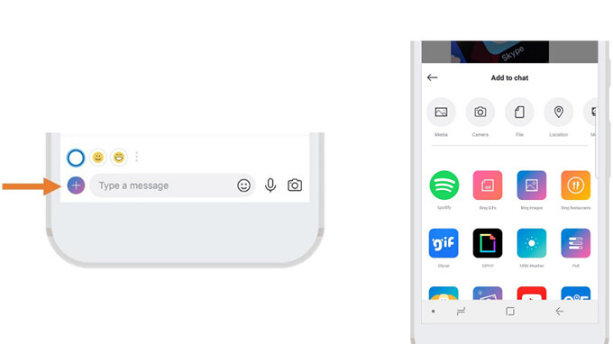 Skype to implement Spotify Add-in feature to its mobile app