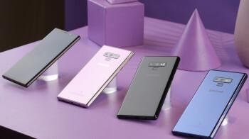 Samsung Galaxy Note 9 vs Apple iPhone X vs LG G7 ThinQ: Specs comparison