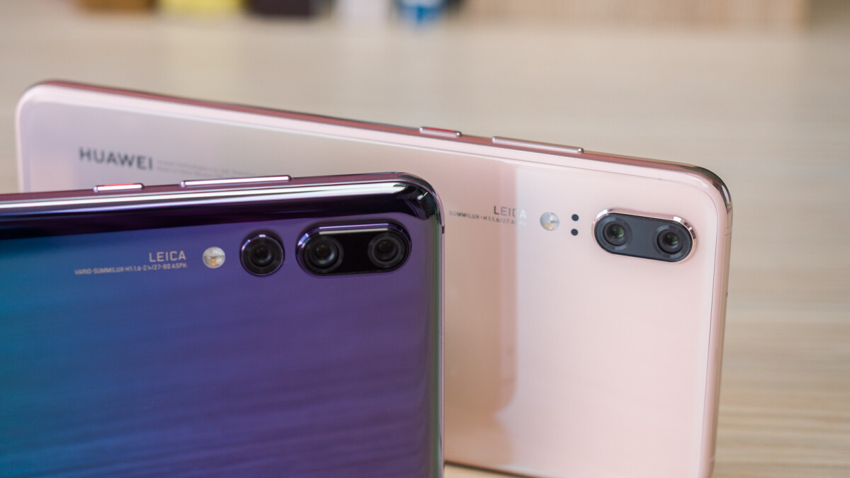 Huawei starts testing Android 9 Pie on four smartphones