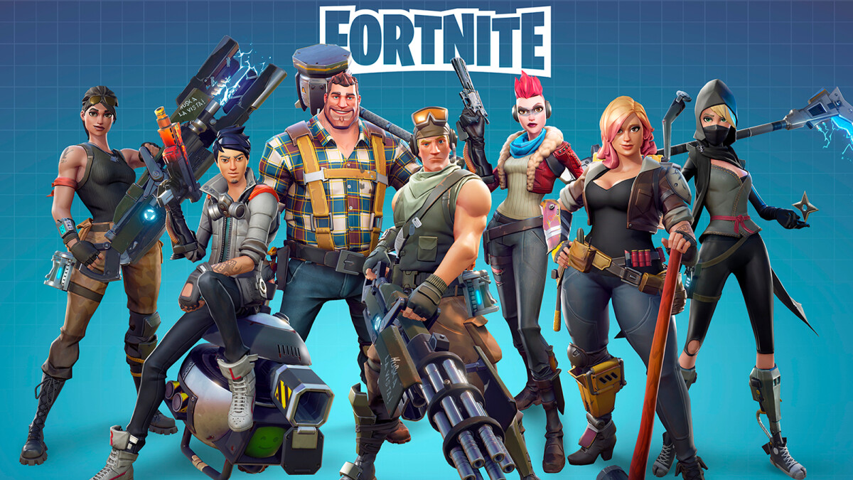 Fortnite finally coming to Android... in beta, this week