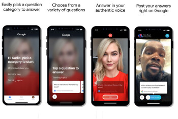 Cameos on Google is a new iOS app that allows celebrities to get personal on video