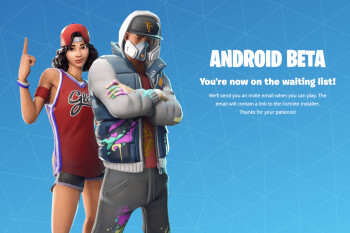 You can now sign up to download Fortnite Beta for Android, here are all compatible phones