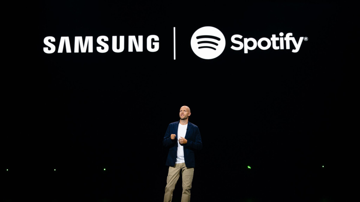 Samsung joins Spotify in the fight against Apple Music with cross-platform partnership