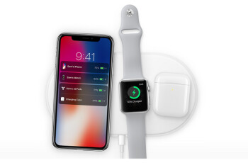 Apple's AirPower Qi charging pad announced before Samsung's Wireless Duo Charger, but will ship last