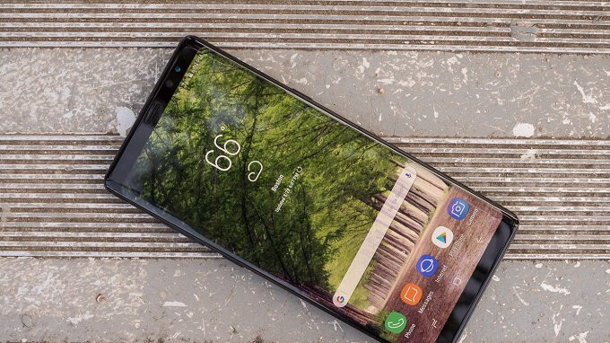 new styles a4a7d f7c92 Exynos powered 128GB unlocked Samsung Galaxy Note 8 can be yours for ...