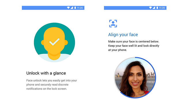 Moto Face Unlock app is now listed on the Google Play Store