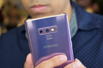 First Galaxy Note 9 benchmarks show it can't beat the iPhone X