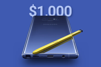 Samsung's Galaxy Note 9 is actually cheaper than the iPhone X everywhere except... in the US