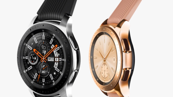 The Galaxy Watch is actually a meaningful upgrade, but not in terms of hardware specs